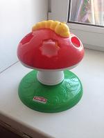 Отдается в дар Игрушка гриб-сортер