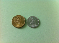 Отдается в дар Новые монеты 2016 года