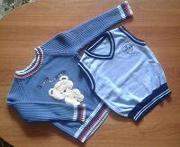 Отдается в дар Пакет б/у вещей для мальчика 2-3 лет