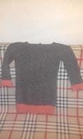 Отдается в дар Удлиненный свитер