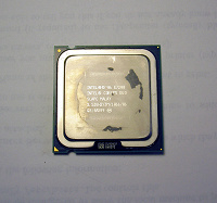 Отдается в дар Процессор Core 2 Duo