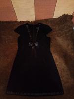 Отдается в дар Платье женское, размер 50