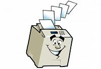 Отдается в дар Печать, сканирование, ламинация (до 3 листов), брошюровка документов