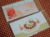 Отдается в дар Пригласительные открытки