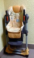 Отдается в дар Детский стульчик Чикко