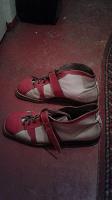 Отдается в дар дарю специальную обувь для штангистов