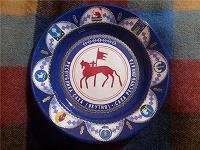Отдается в дар Коллекционная тарелка «Саха» (Якутия)