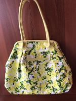 Лимонная сумка
