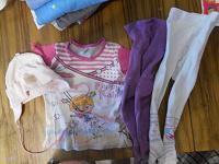 Отдается в дар Одежда для девочки р. 80