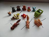 Отдается в дар Мелкие фигурки, игрушки
