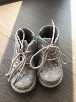 Отдается в дар Хорошие ботиночки, 20размер.