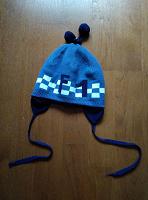 Отдается в дар Теплая шапка