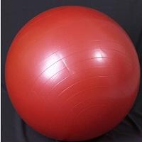 Отдается в дар Фитбол среднего размера (мяч гимнастический)
