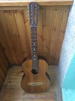 Отдается в дар Гитара 6 струнная