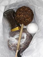 Отдается в дар Топиарий и кофе на х/м