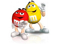 Отдается в дар 2 кода M&M's
