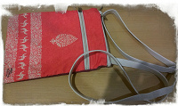 Отдается в дар Сумка из Индии, тканевая.