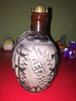 Отдается в дар Бутылка декор для коньяка))