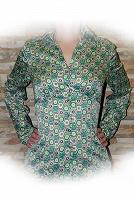 Отдается в дар Нежная женская рубашка