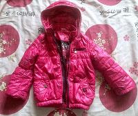Отдается в дар Куртка для девочки 104-110