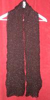 Отдается в дар Женский шарф, длина 170 см.