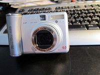 Отдается в дар фотоаппарат