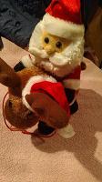 Отдается в дар Санта на олене!