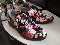 Отдается в дар Демисезонные туфли 38 р-р