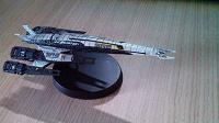 Отдается в дар Фигурка корабля Нормандия из игры Mass Effect