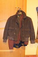 Отдается в дар плюшевая куртка/пиджак