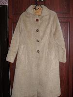 Отдается в дар Пальто зимнее шерсть 56-60 р. винтаж