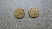 Отдается в дар Монета 10 ец Австрии