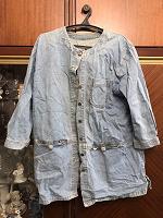 Отдается в дар Джинсовая куртка 52-54 р-ра