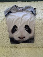 Отдается в дар футболка с панда 2-3 годика