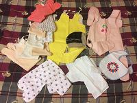 Отдается в дар Детские вещи для новорожденных