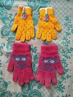 Отдается в дар Перчатки для девочки