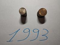 Отдается в дар Монеты 1993