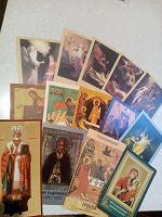 Отдается в дар Несколько православных бумажных календариков