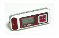 Отдается в дар Плеер Samsung (старый)