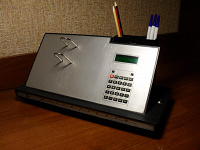 Отдается в дар Калькулятор «органайзер» «Электроника ппв-01»