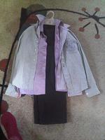Отдается в дар рубашки, жилет, брюки для школы