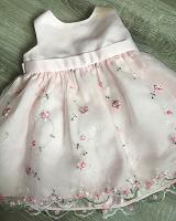 Отдается в дар Красивое детское платье
