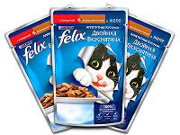 Отдается в дар Корм для кошек Felix