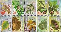 Отдается в дар Поштові марки України