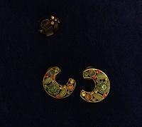 Отдается в дар Серги и кольцо