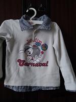 Отдается в дар Поло, толстовки, футболки для мальчика примерно 2 летр