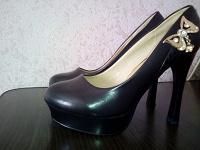 Отдается в дар Чёрные туфельки