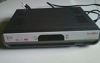 Отдается в дар Приёмник цифрового телевидения KAON KCF-220SCO-NR
