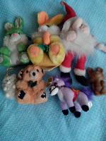 Отдается в дар много мелких игрушек