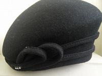 Отдается в дар Шляпа из фетра 55 разм.